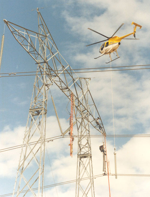 Construction and Utilities - Rogers Helicopters Inc